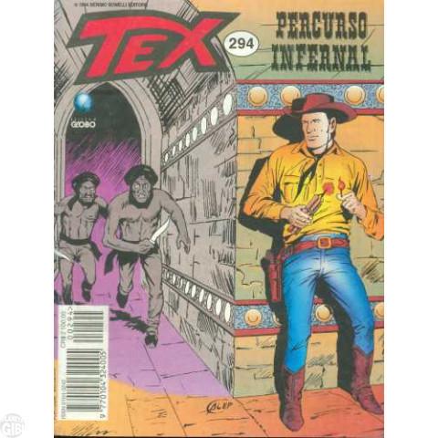 Tex nº 294 abr/1994 - Percurso Infernal