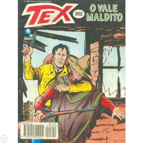 Tex nº 302 dez/1994 - O Vale Maldito