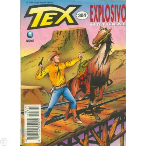 Tex nº 304 fev/1995 - Explisivo Natural