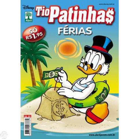 Tio Patinhas Férias nº 005 nov/2010