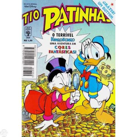 Tio Patinhas nº 354 jan/1995