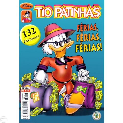 Tio Patinhas nº 420 jul/2000