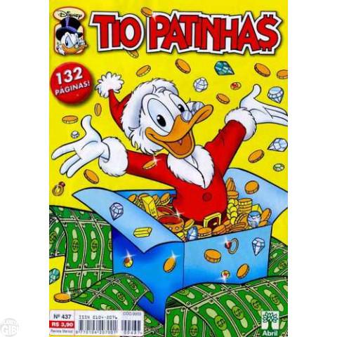 Tio Patinhas nº 437 dez/2001 - Carl Barks