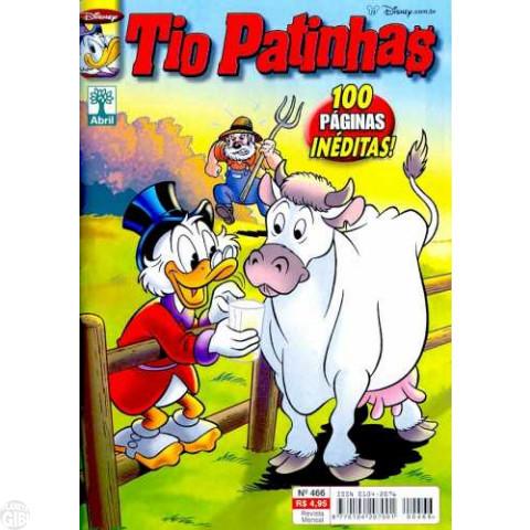 Tio Patinhas nº 466 mai/2004 - A Taça de Patópolis