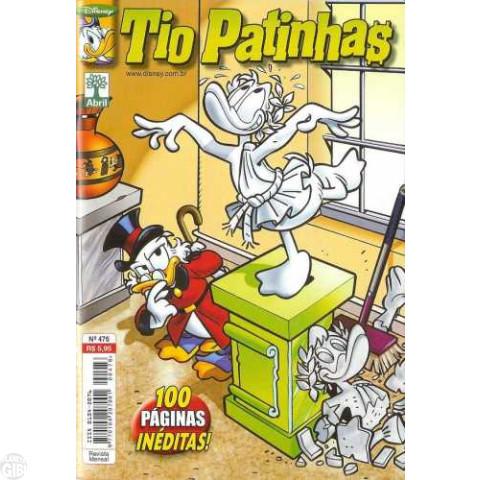 Tio Patinhas nº 476 mar/2005
