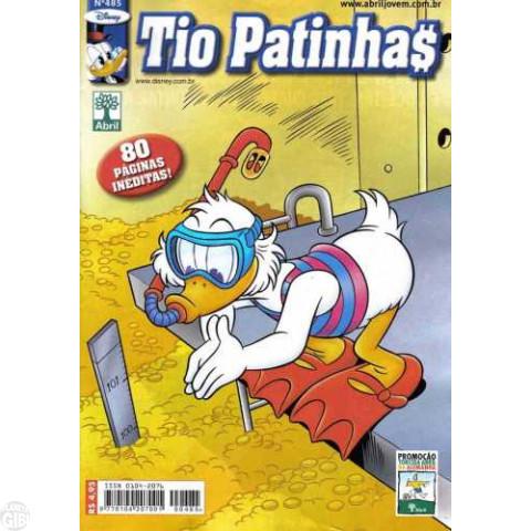 Tio Patinhas nº 485 dez/2005