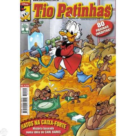 Tio Patinhas nº 490 mai/2006 - Vide Detalhes