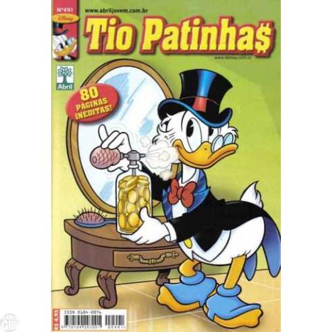 Tio Patinhas nº 491 jun/2006 - Vide detalhes