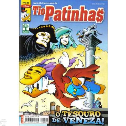 Tio Patinhas nº 522 jan/2009