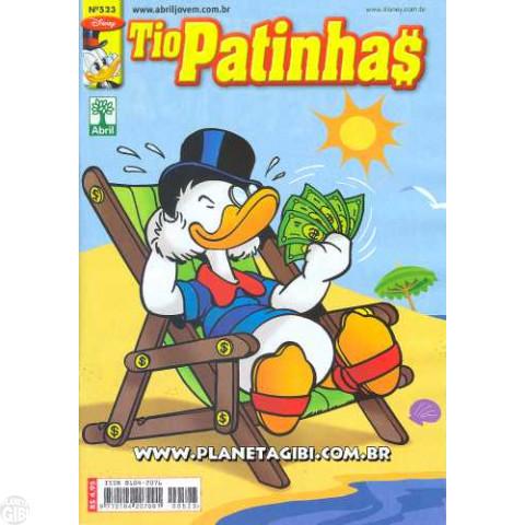 Tio Patinhas nº 523 fev/2009