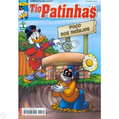 Tio Patinhas nº 529 ago/2009
