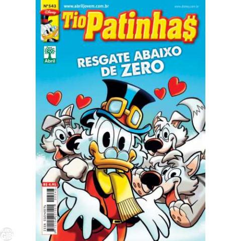 Tio Patinhas nº 543 out/2010