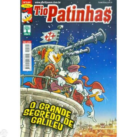 Tio Patinhas nº 544 nov/2010