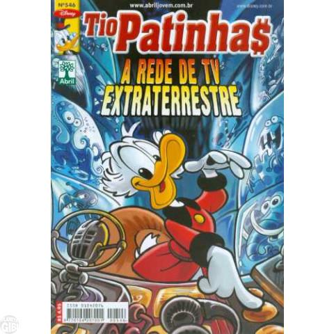 Tio Patinhas nº 546 jan/2011