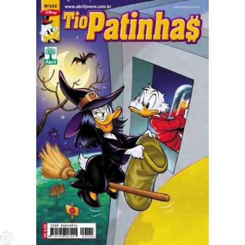 Tio Patinhas nº 555 out/2011