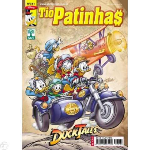 Tio Patinhas nº 561 abr/2012 - DuckTales