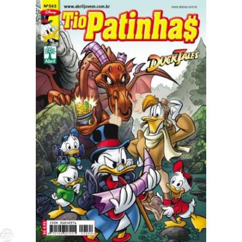 Tio Patinhas nº 562 mai/2012 - DuckTales