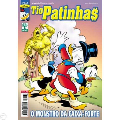Tio Patinhas nº 564 jul/2012