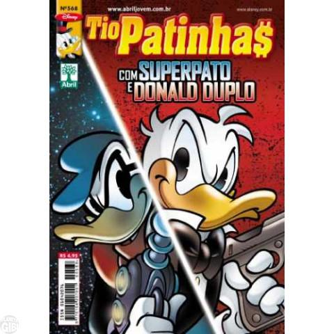 Tio Patinhas nº 568 nov/2012 - DonaldDuplo