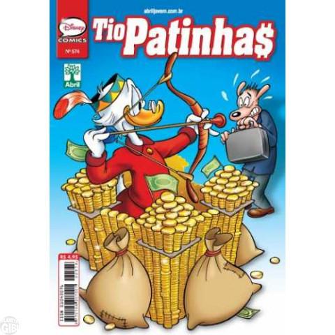 Tio Patinhas nº 574 mai/2013