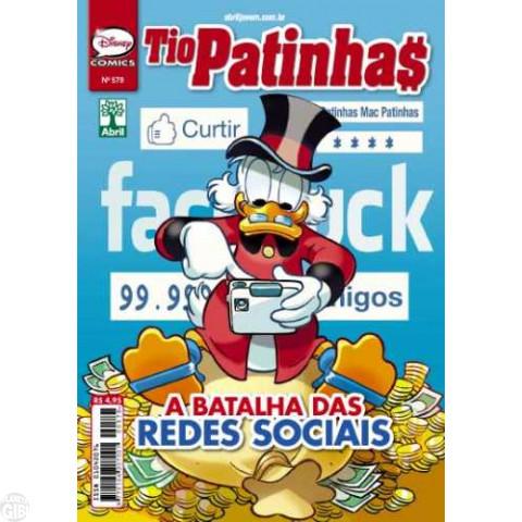 Tio Patinhas nº 578 ago/2013 - DonaldDuplo