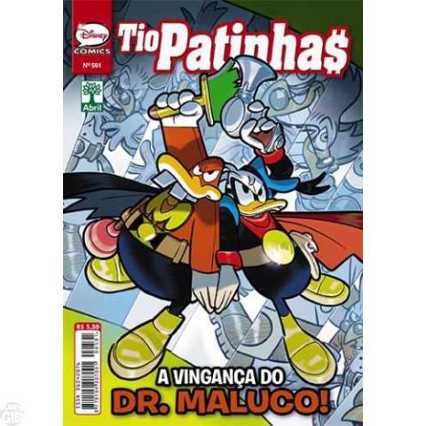 Tio Patinhas nº 591 set/2014 - Superpato e A Vingança do Dr. Maluco