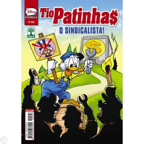 Tio Patinhas nº 592 out/2014