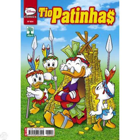 Tio Patinhas nº 604 out/2015