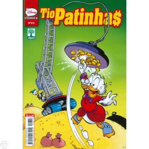Tio Patinhas nº 613 jul/2016 - A Elefanta de Aníbal | Fantomius