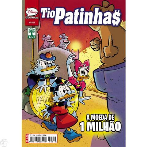 Tio Patinhas nº 614 ago/2016