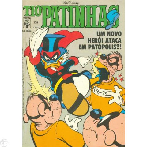 Tio Patinhas nº 278 jul/1988