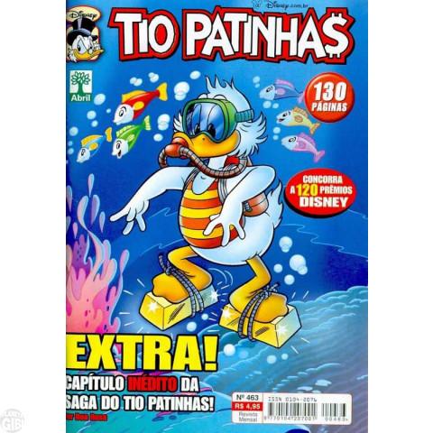 Tio Patinhas nº 463 fev/2004 - Capítulo Extra Saga Tio Patinhas