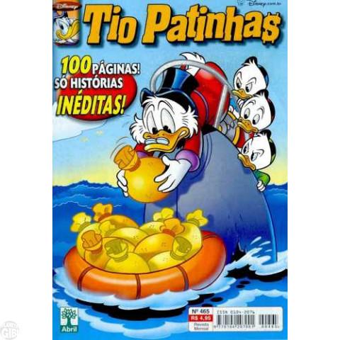 Tio Patinhas nº 465 abr/2004