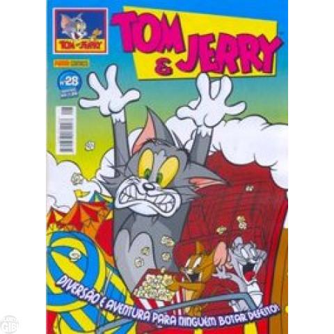 Tom & Jerry [Panini] nº 028 Cachorro Louco