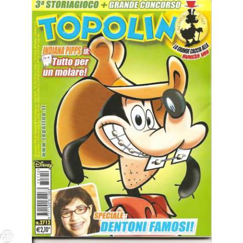 Topolino nº 2712 nov/2007