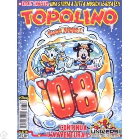 Topolino nº 2718 jan/2008