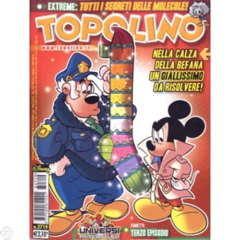 Topolino nº 2719 jan/2008