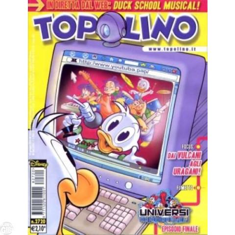 Topolino nº 2720 jan/2008