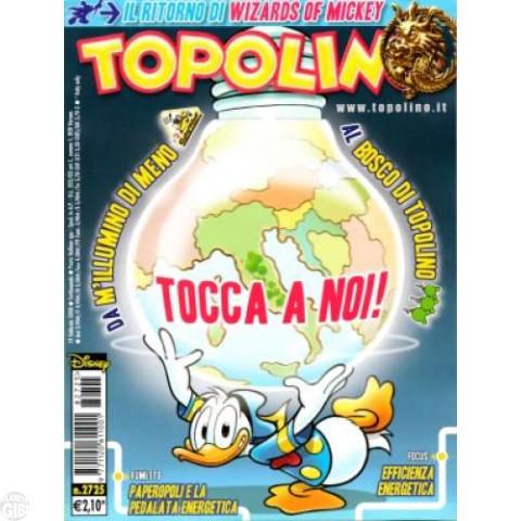 Topolino nº 2725 fev/2008