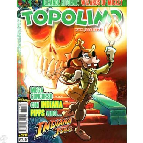 Topolino nº 2739 mai/2008