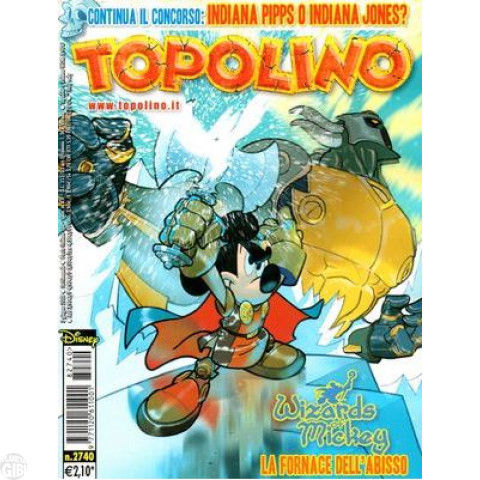 Topolino nº 2740 jun/2008