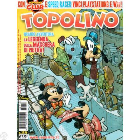 Topolino nº 2756 set/2008