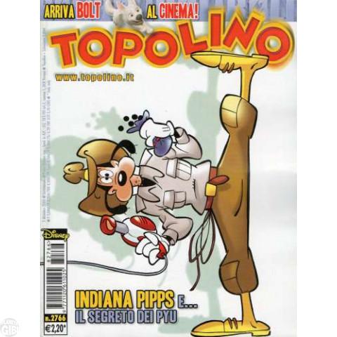 Topolino nº 2766 dez/2008