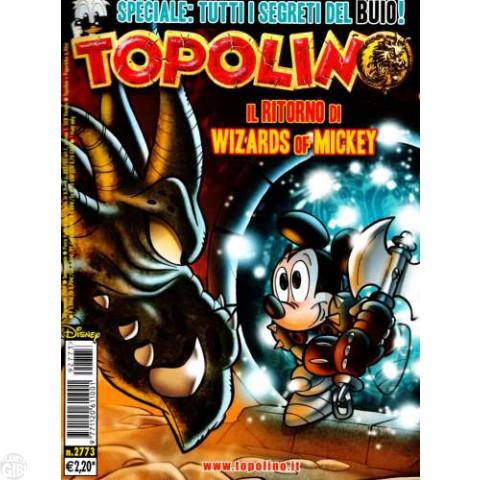 Topolino nº 2773 jan/2009