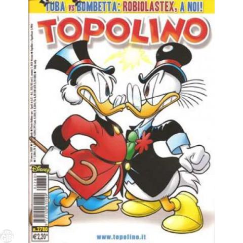 Topolino nº 2780 mar/2009