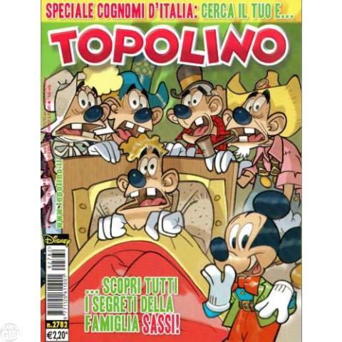 Topolino nº 2782 mar/2009