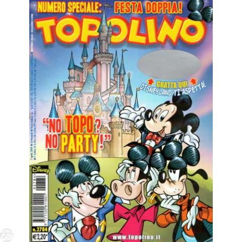 Topolino nº 2784 abr/2009 - DoubleDuck