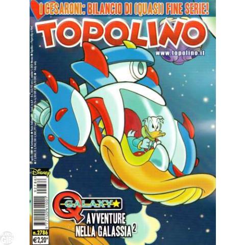 Topolino nº 2786 abr/2009