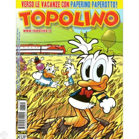 Topolino nº 2791 mai/2009