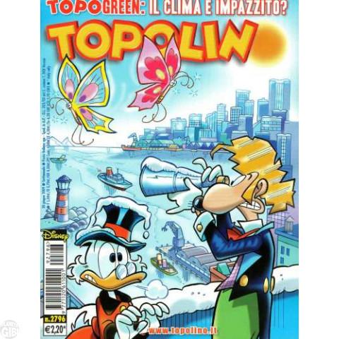 Topolino nº 2796 jun/2009 - Paperinik